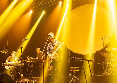 PinkTones concierto